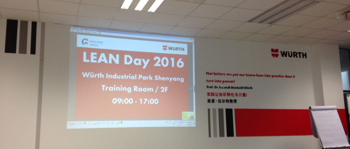 LEAN Day 2016